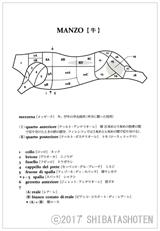 イタリア料理小辞典(見本)