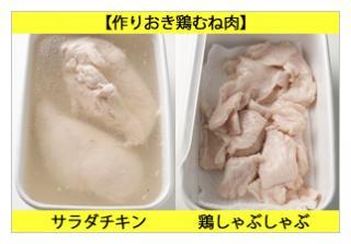 アスリートシェフの チキンブレストレシピ(見本)