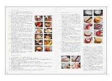ベーシックケーキのテクニック(見本)